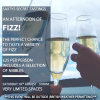 Saxtys Secret Tasting - An Afternoon of Fizz