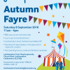 Sue Ryder Leckhampton Court Autumn Fayre