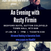 An Evening with Rusty Firmin