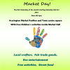 Handmade and Fairtrade Market Day