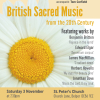 British Sacred Music of the 20th Century