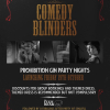 Fuzzy Bear Windsor Presents Comedy Blinders - Prohibition Gin Party Night