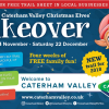 The Caterham Valley Christmas Elves Takeover