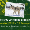 Walter's Winter Checklist