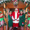 Santa's Grotto at St Tydfil Shopping Centre