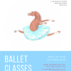 Royal Academy of Dance Children's Ballet Classes at Merton Park's Cranleigh Tennis and Social Club