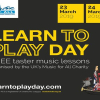 Learn to Play Day is coming to Northumberland