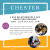 4 Day Relationships & Sex Education Training Chester