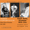 A Masterclass with drummer, Ralph Rolle