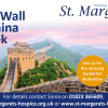 St Margaret's Hospice Care - Great Wall of China Trek 2020