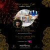 The Glitz and Glam NEW YEARS EVE Dinner and Dance at Novotel London Heathrow