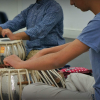 Tabla Classes with Sarvar Sabri