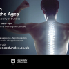 Café Science Dundee: Back Pain through the Ages