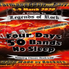 Legends Of Rock 2020 - 4 Days / 50 Bands - Great Yarmouth
