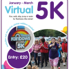 Rainbows Virtual 5K 2020