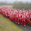 Draycote Water Santa Dash 10K and 5 Mile - Sunday 13 December 2020