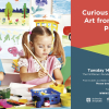 Dundee Arts Café: Curious Creatives: Art from a Child's Perspective