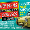 Only Fools and 3 Courses The Sequel Comedy Night Dover 26/03/2020