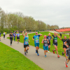 Dorney Lake Half Marathon, 10K and 5K