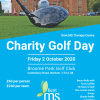 Charity Golf Day for Kent MS Therapy Centre