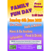 Family Funday at the Ely Rugby Club