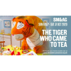 The Tiger Who Came to Tea exhibition in Shrewsbury