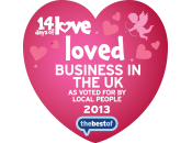 Best loved Business (Top 100) 2013