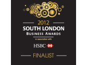 South London Business Awards Finalist 2012