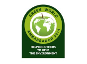 2014 Green World Ambassador