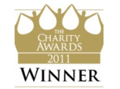 Charity Awards Winner 2011