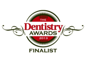 Finalist - The Dentistry Awards 2013