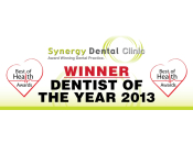 Winner - Dentist of the Year 2013