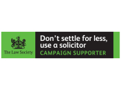 Law Society Campaign