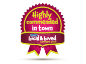 Local & Loved Highly Commended 2014