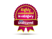 Highly Commended business 2014