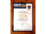 The National Meat Products Competition 2014
