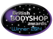 Bodyshop of the year at British Bodyshop Awards