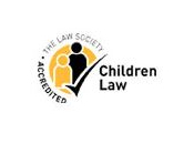 Accredited with Law Society-Children's Law
