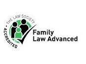 Accredited with Law Society-Family Law Advanced