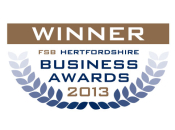 East Herts Business Of The Year 2013