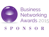 Business Networking Awards Sponsor 2015
