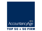 Accountancy Age Top 50 Firm
