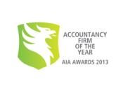Accountancy Firm of the year AIA Awards