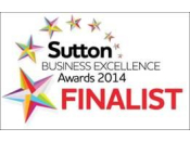 Sutton Business Excellence Awards 2014 Finalist