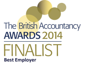2014 Finalist - Best Employer