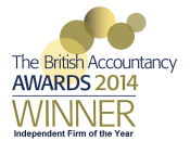 2014 Winner - Independent Firm of the Year