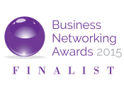 Business Networking Awards 2015 Finalist