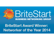 BritestartUK Networker of the Year 2014