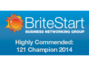BritestartUK Highly Commended 2014