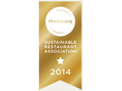 SSRA One Star Sustainability Champion Award 2014